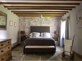 The Old Mill – Bedroom 2
