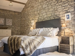 The Old Mill – Master Bedroom