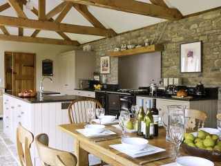 The Old Byre – Kitchen Dining Room