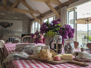 The Old Byre – Kitchen Table