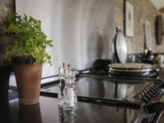 The Old Byre – Kitchen details