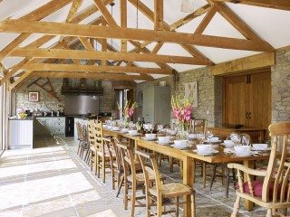 The Old Mill – Kitchen/Dining