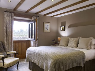 The Old Byre – Downstairs Bedroom 2