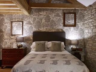 The Hayloft – Bedroom