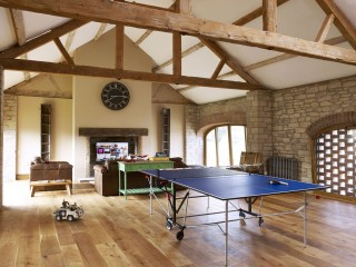 The Hayloft – Games Room